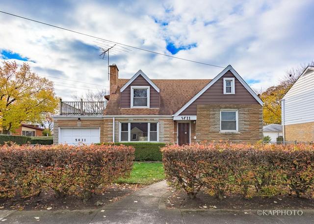 5611 Crain Street, Morton Grove, IL 60053 (MLS #10133379) :: Ani Real Estate