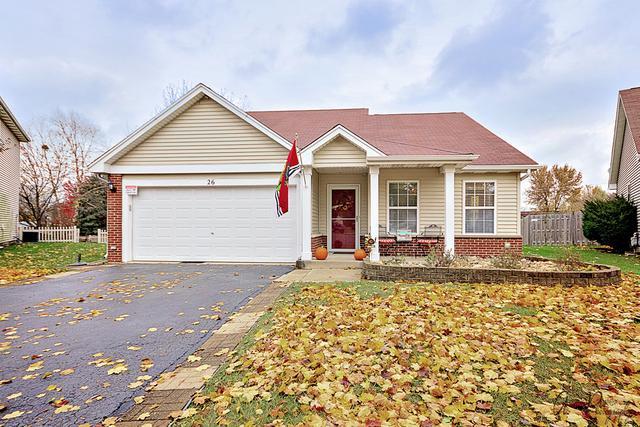 26 Sonoma Drive, Romeoville, IL 60446 (MLS #10133407) :: Ani Real Estate