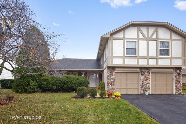 3785 Arrowwood Lane, Hoffman Estates, IL 60192 (MLS #10133442) :: Domain Realty
