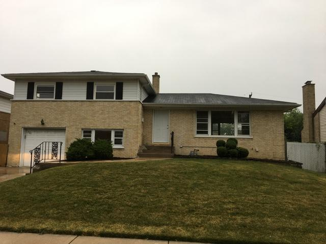 261 Concord Drive, Melrose Park, IL 60160 (MLS #10133540) :: Domain Realty