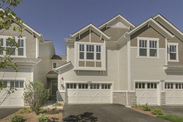1452 Palmer Lot #18.02 Street, Barrington, IL 60010 (MLS #10133621) :: Berkshire Hathaway HomeServices Snyder Real Estate