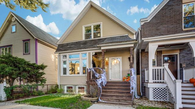3406 N Albany Avenue, Chicago, IL 60618 (MLS #10133626) :: Domain Realty