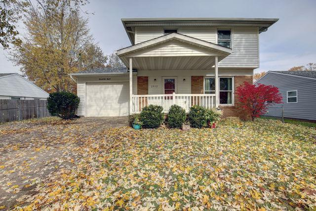 2912 W Daniel Street, Champaign, IL 61821 (MLS #10133684) :: Ryan Dallas Real Estate