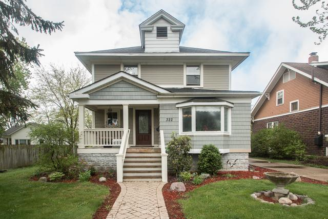 322 Fulton Street, West Chicago, IL 60185 (MLS #10133714) :: Leigh Marcus   @properties