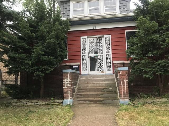 34 E 138th Street, Riverdale, IL 60827 (MLS #10133730) :: Ani Real Estate