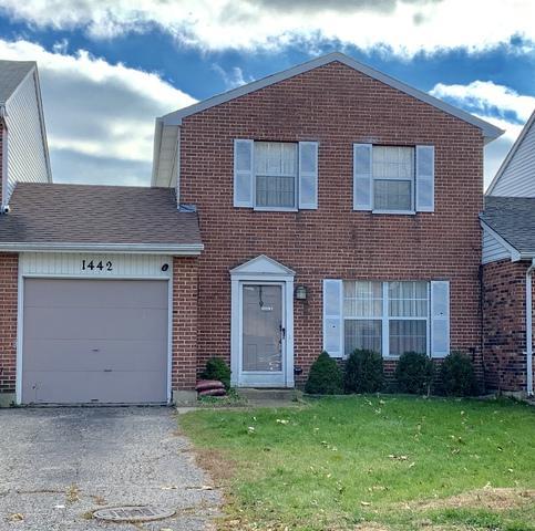 1442 Walnut Circle, Carol Stream, IL 60188 (MLS #10133809) :: Ani Real Estate