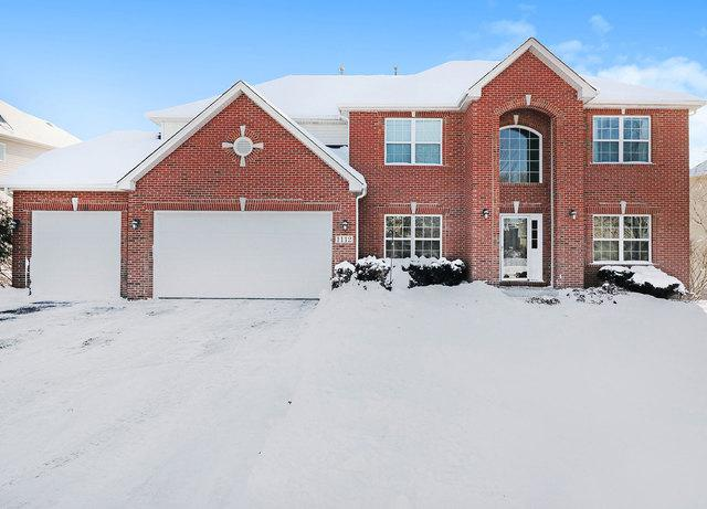 1112 Homestead Drive, Yorkville, IL 60560 (MLS #10133914) :: Baz Realty Network | Keller Williams Preferred Realty