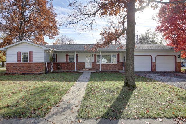 101 North Street, Fisher, IL 61843 (MLS #10134010) :: Ryan Dallas Real Estate