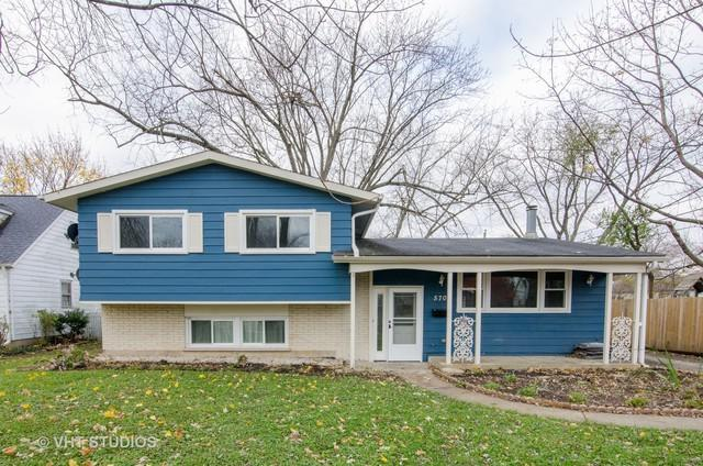 570 Mchenry Avenue, Crystal Lake, IL 60014 (MLS #10134013) :: Lewke Partners