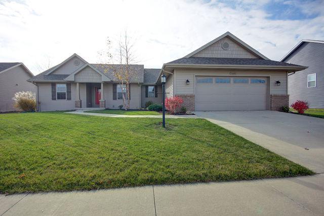 1603 E Vernon Drive, Urbana, IL 61802 (MLS #10134058) :: Ryan Dallas Real Estate