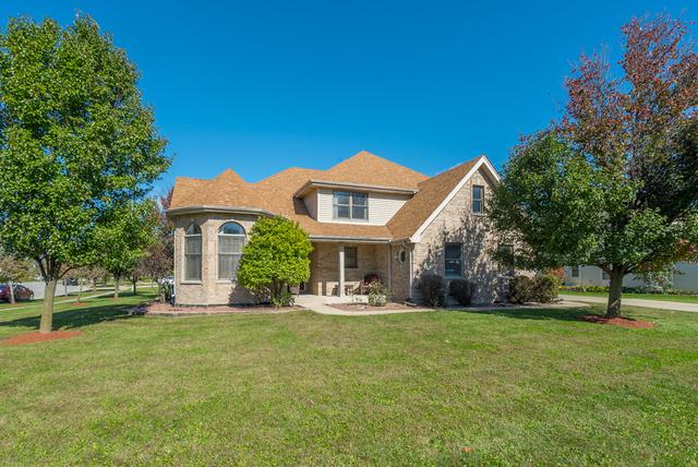26300 W Old Kerry Grv, Channahon, IL 60410 (MLS #10134078) :: Helen Oliveri Real Estate