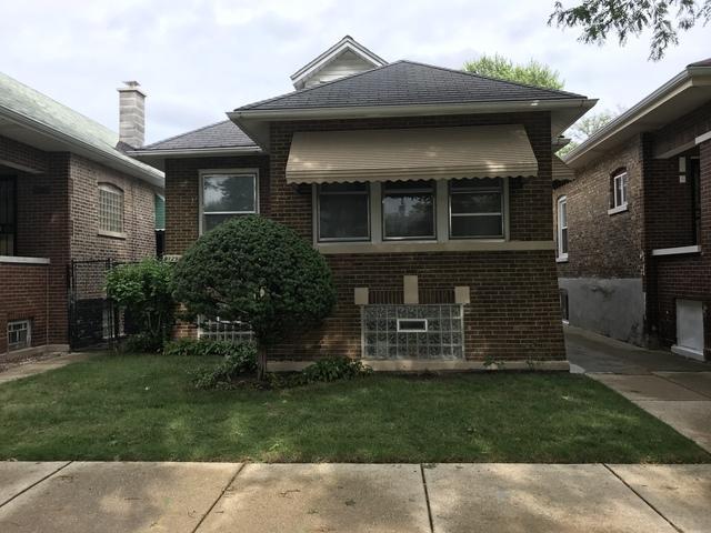 8129 S Kimbark Avenue, Chicago, IL 60619 (MLS #10134104) :: Ani Real Estate