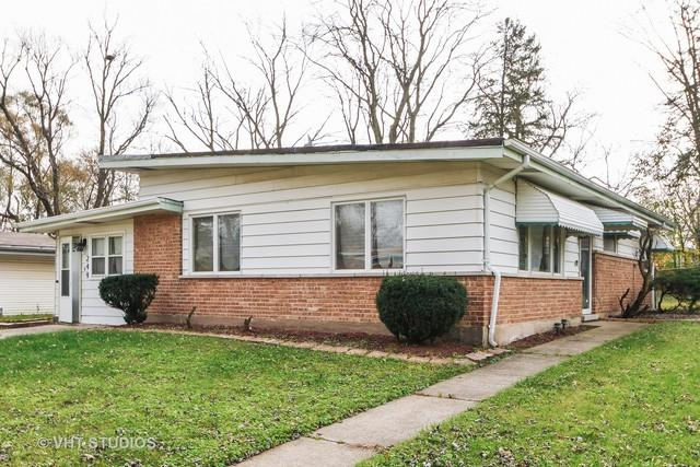 249 Tampa Street, Park Forest, IL 60466 (MLS #10134236) :: Leigh Marcus | @properties