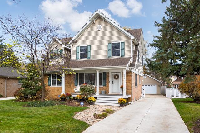 133 S Williston Street, Wheaton, IL 60187 (MLS #10134247) :: Domain Realty