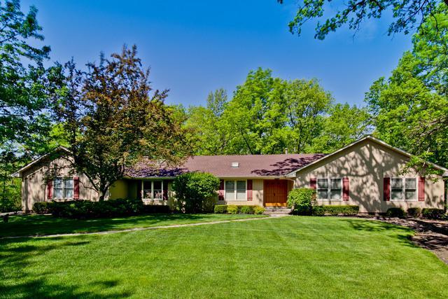 1823 Saddle Hill Road, Libertyville, IL 60048 (MLS #10134267) :: Helen Oliveri Real Estate