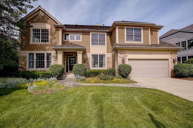 1113 Jessica Lane, Libertyville, IL 60048 (MLS #10134435) :: Helen Oliveri Real Estate