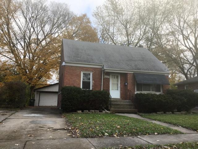 14123 Manor Avenue, Dolton, IL 60419 (MLS #10134509) :: Ani Real Estate