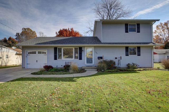 503 N Richman Street, VILLA GROVE, IL 61956 (MLS #10134550) :: Ryan Dallas Real Estate