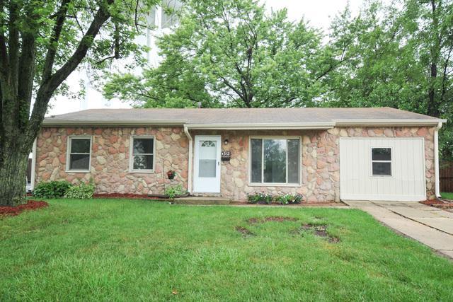 312 Fairfax Avenue, Romeoville, IL 60446 (MLS #10134554) :: Ani Real Estate