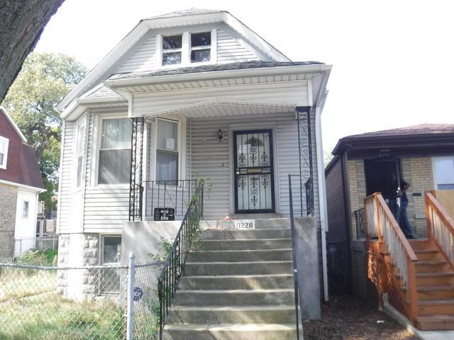 9228 S Luella Avenue, Chicago, IL 60617 (MLS #10134601) :: Leigh Marcus | @properties