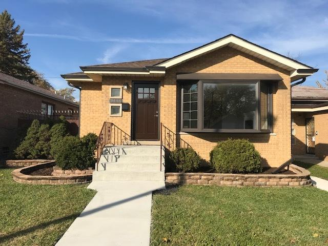 2446 W 119th Street, Chicago, IL 60655 (MLS #10134694) :: Domain Realty
