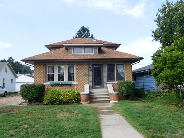 1315 Nicholson Street, Joliet, IL 60435 (MLS #10134763) :: Ani Real Estate
