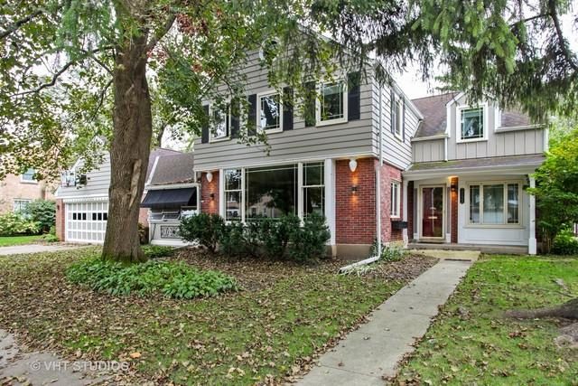 2133 Greenwood Avenue, Wilmette, IL 60091 (MLS #10134983) :: Ani Real Estate