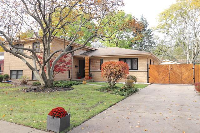 419 Alpine Lane, Wilmette, IL 60091 (MLS #10135017) :: Ani Real Estate