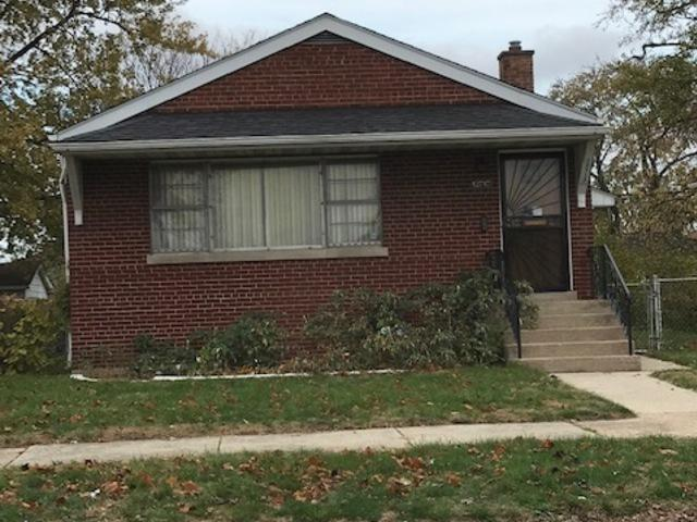 12715 S Justine Street, Calumet Park, IL 60827 (MLS #10135072) :: The Dena Furlow Team - Keller Williams Realty