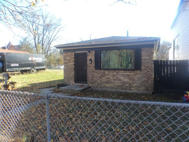 341 W 109th Street W, Chicago, IL 60628 (MLS #10135096) :: Ani Real Estate