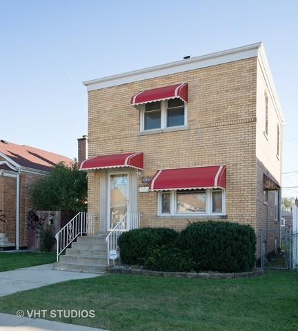 3929 W 57th Street, Chicago, IL 60629 (MLS #10135278) :: Domain Realty