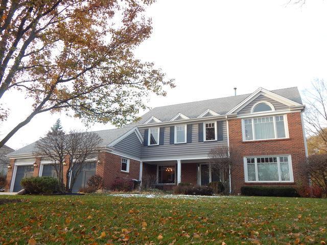 2326 Birchwood Lane, Buffalo Grove, IL 60089 (MLS #10135280) :: Baz Realty Network | Keller Williams Preferred Realty