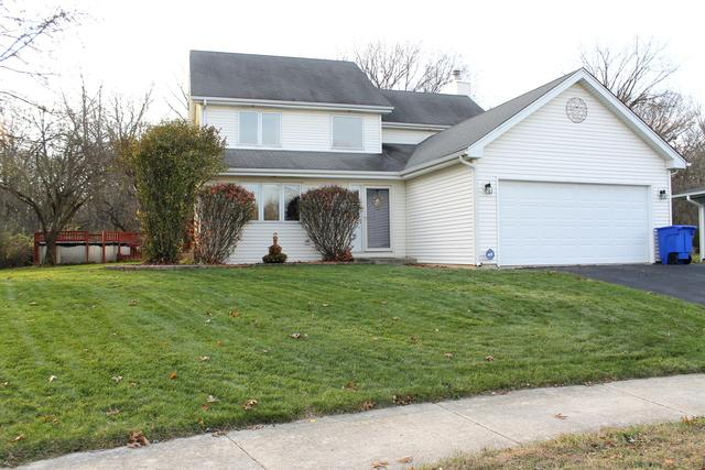 3328 Deer Path Lane, South Chicago Heights, IL 60411 (MLS #10135331) :: The Dena Furlow Team - Keller Williams Realty
