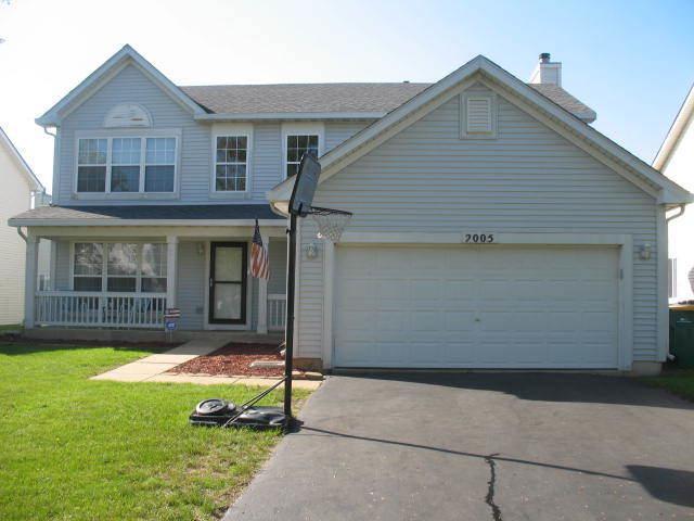 2005 Wheatfield Drive, Romeoville, IL 60446 (MLS #10135354) :: Baz Realty Network | Keller Williams Preferred Realty