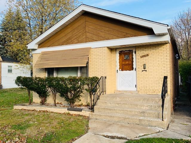 14325 S Lowe Avenue, Riverdale, IL 60827 (MLS #10135364) :: Ani Real Estate