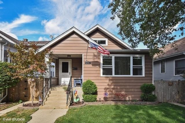 5237 N Lind Avenue, Chicago, IL 60630 (MLS #10135462) :: Ani Real Estate