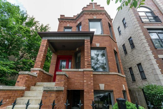 2049 N Kedzie Avenue, Chicago, IL 60647 (MLS #10135466) :: Domain Realty