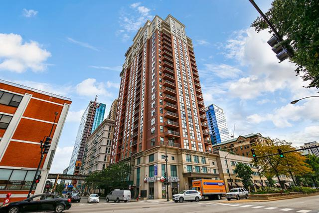 1101 S State Street #707, Chicago, IL 60605 (MLS #10135538) :: Leigh Marcus | @properties