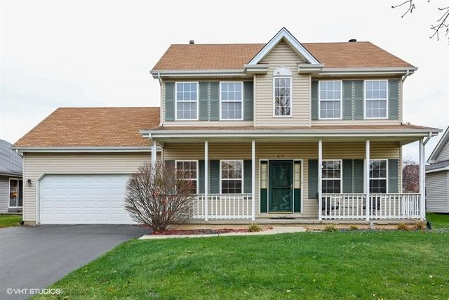 637 Coneflower Drive, Romeoville, IL 60446 (MLS #10135554) :: Ani Real Estate