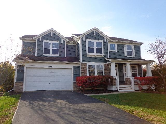 1752 Serenity Court, Antioch, IL 60002 (MLS #10135597) :: Domain Realty