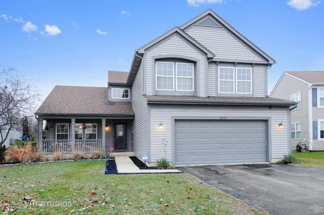 2052 Dunhill Lane, Aurora, IL 60504 (MLS #10135633) :: The Wexler Group at Keller Williams Preferred Realty