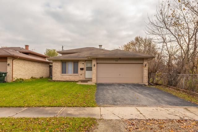14631 Harvard Street, Dolton, IL 60419 (MLS #10135642) :: Ani Real Estate