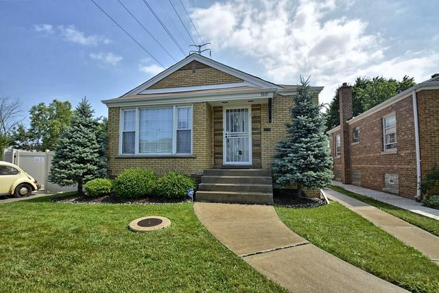 3601 W 79th Place, Chicago, IL 60652 (MLS #10135658) :: The Dena Furlow Team - Keller Williams Realty