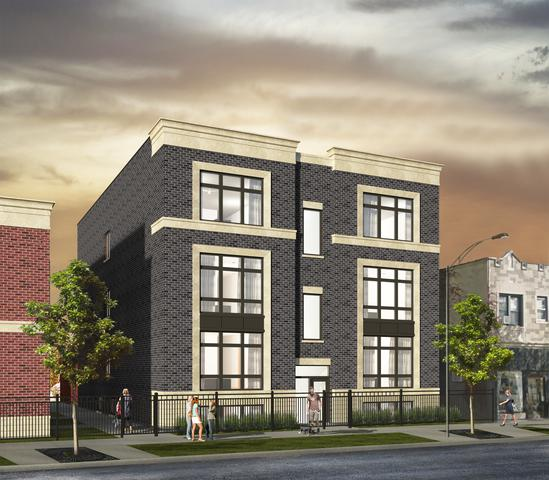 6911 N Western Avenue 3S, Chicago, IL 60645 (MLS #10135659) :: Domain Realty