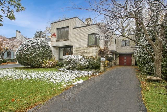 2140 Beechwood Avenue, Wilmette, IL 60091 (MLS #10135668) :: Ani Real Estate