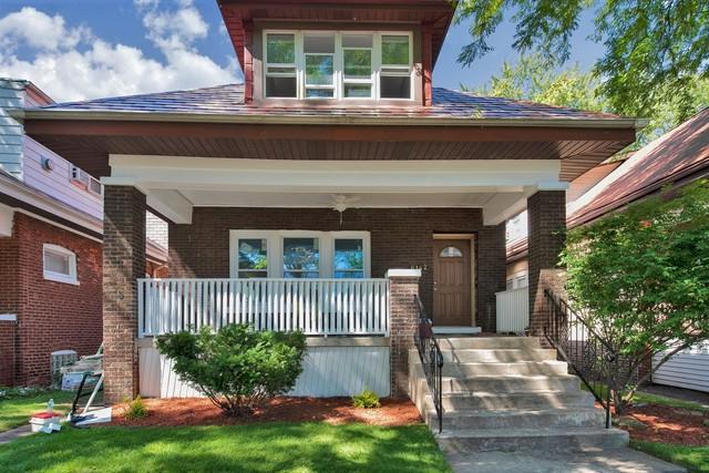 8142 S Avalon Avenue, Chicago, IL 60619 (MLS #10135677) :: Domain Realty