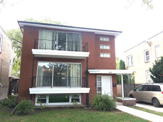1802 Grey Avenue, Evanston, IL 60201 (MLS #10135685) :: Ani Real Estate