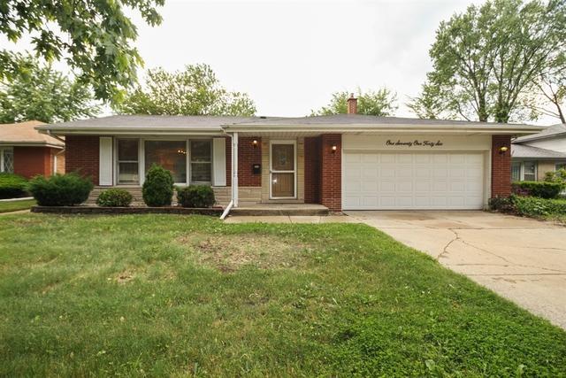 17146 S Ingleside Avenue, South Holland, IL 60473 (MLS #10135700) :: Ani Real Estate