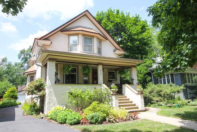 639 N Lombard Avenue, Oak Park, IL 60302 (MLS #10135763) :: Ani Real Estate