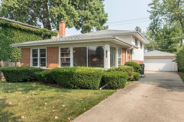 1802 Oakton Street, Park Ridge, IL 60068 (MLS #10135816) :: The Dena Furlow Team - Keller Williams Realty